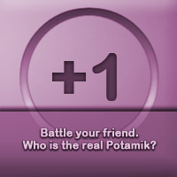 battle your only friend